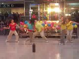 Танцевальная школа L'street  Вокруг света за 300 секунд